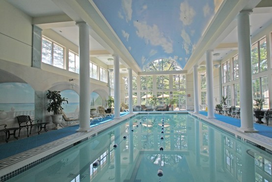 Senator Inn Augusta Maine Indoor Saltwater Pool