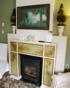 senator spa fireplace