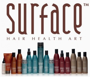 Surface Hair Products