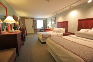Augusta Maine Deluxe Hotel Rooms